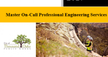 On-Call Engineering Services for the City of Thousand Oaks